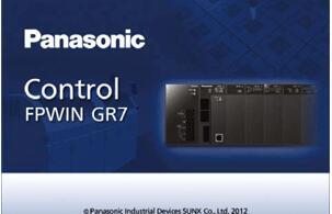 FPWIN GR7 Panasonic