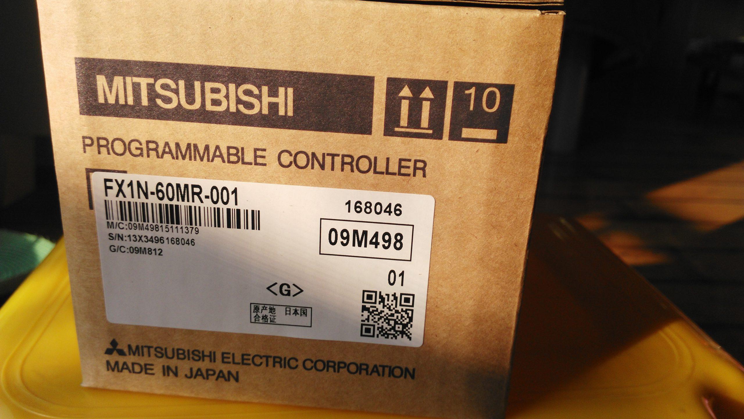 Mitsubishi PLC FX1N