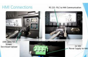 HMI CONNECTIONS
