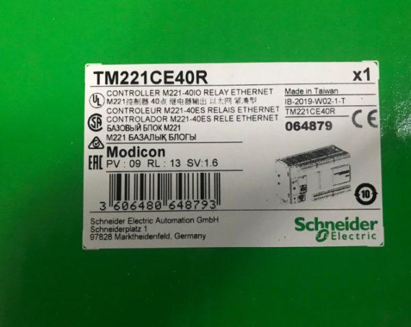 TM221CE40R