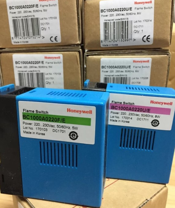 BC1000A0220U/E Flame Switch